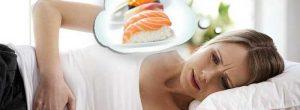 如何对待食物中毒在家里