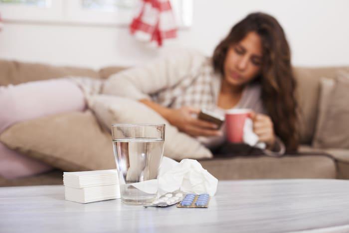 Previniendo infecciones, enfermedades y la gripe
