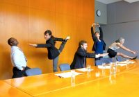 Gesundheitstipps für Büroangestellte
