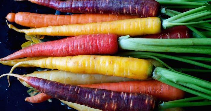 Las anticancerígenas y otras propiedades de las zanahorias