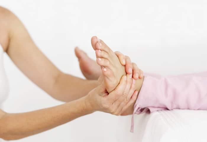 3-Schnellakupressurpunkte für die Schwangerschaft - Therapeutische Massage