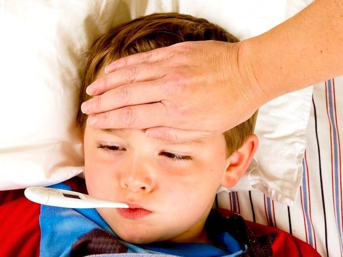 Reducir la fiebre de forma natural