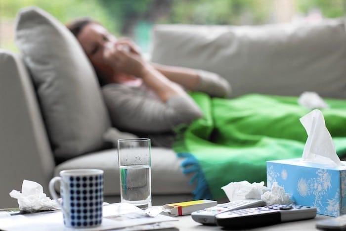 هل هي نزلة برد أم أنفلونزا؟ متى أنت مريض جدا لممارسة الرياضة؟