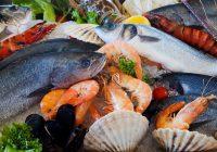 La dieta alta en pescado puede ayudarlo a preservar la densidad ósea