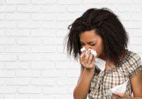 الفرق بين البرد والتهابات الجيوب الأنفية