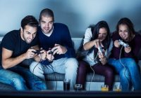 对电子游戏有瘾
