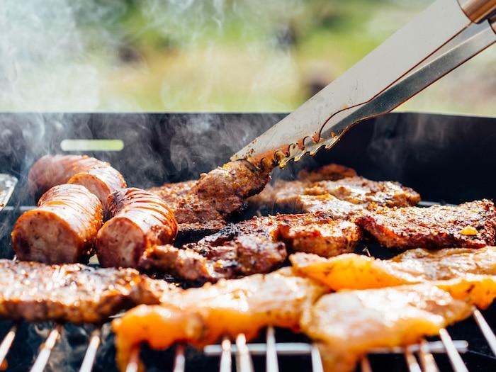 Alimentos para barbacoas que debe elegir si desea perder peso