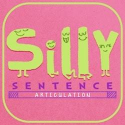 Aplicación Silly Sentence Articulation