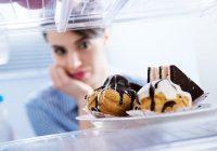 Cinco cosas que puede hacer para controlar los antojos de alimentos