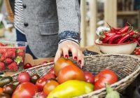 Diät zur Behandlung von Gicht