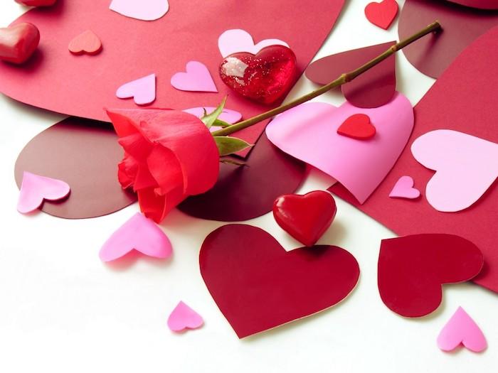 Possibilités de choisir l'amour