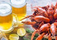 Unerwünschte Reaktion auf Schalentiere und Alkohol