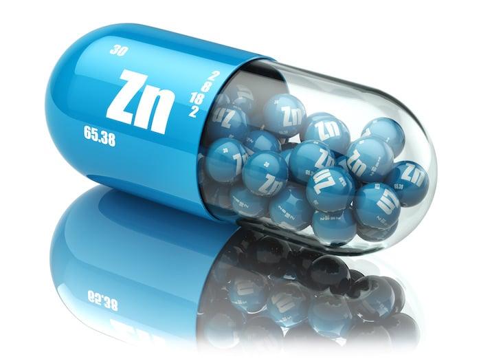 Zinc - ¡Ya no es solo para tratar los resfriados!
