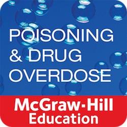 Aplicación Poisoning and Drug Overdose