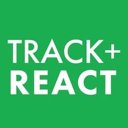 Aplicación TRACK + REACT