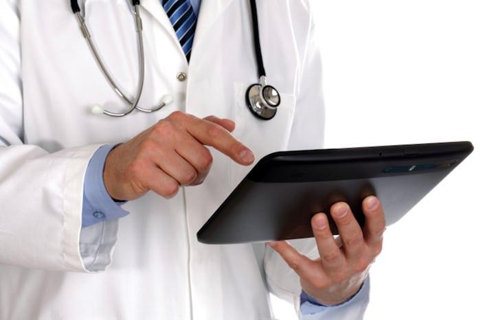 Aplicações médicas para praticar em casos clínicos