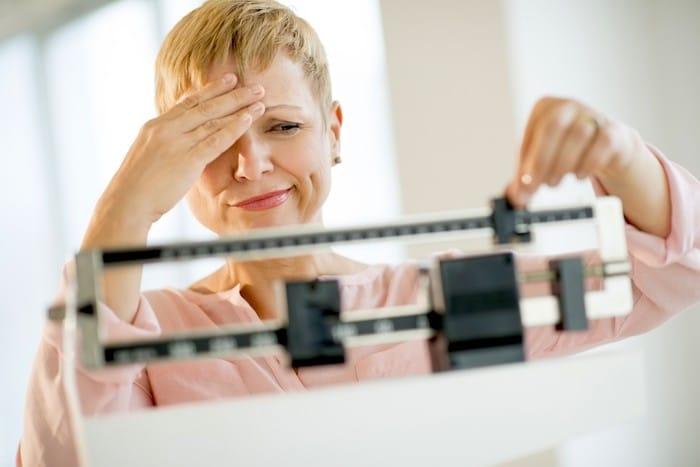 Aumento de peso después de la colectomía