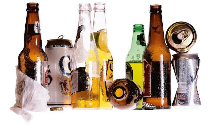 الشرب للمراهقين: إحصاءات
