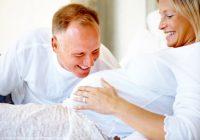 Você pode engravidar naturalmente no final dos anos quarenta e mais?