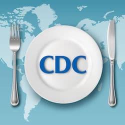 Aplicación CDC ¿Puedo comer esto?