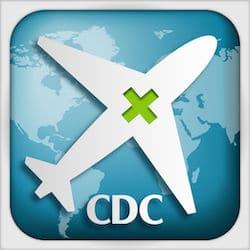 Aplicación CDC TravWell