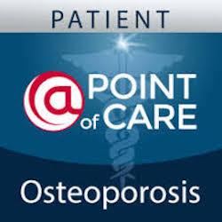 Aplicación My Osteoporosis Manager