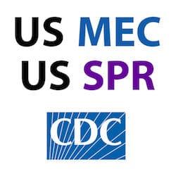 Aplicación de anticoncepción CDC