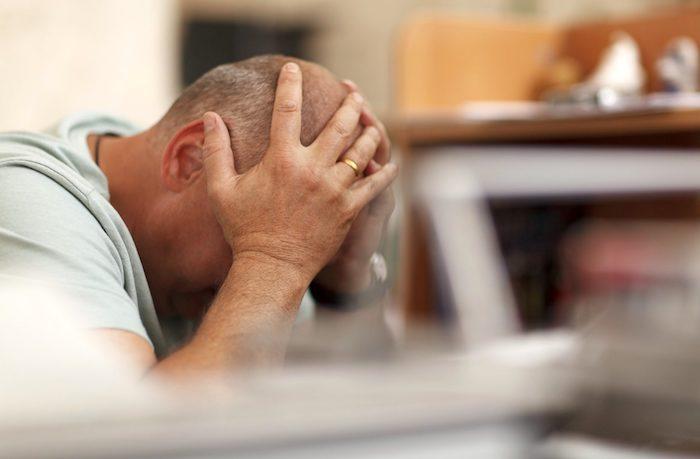 La testosterona y la ciencia de la depresión en las relaciones