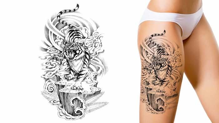 'Son hermosos, pero no te tatúan algo solo porque es bonito'