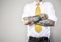 O que as crianças realmente pensam dos pais com tatuagens? Uma conversa honesta com meus filhos