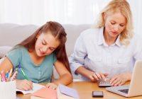 家庭教育令人惊讶的好处,使家庭与众不同