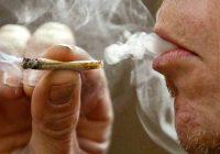 Fumar marihuana, fumar tabaco y crecimiento normal