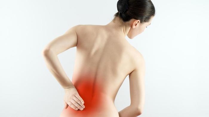"""El dolor de espalda crónico en L5 / S1 no es """"normal"""""""
