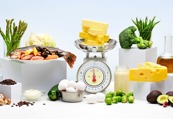 Efeitos colaterais de uma dieta cetogênica / Atkins