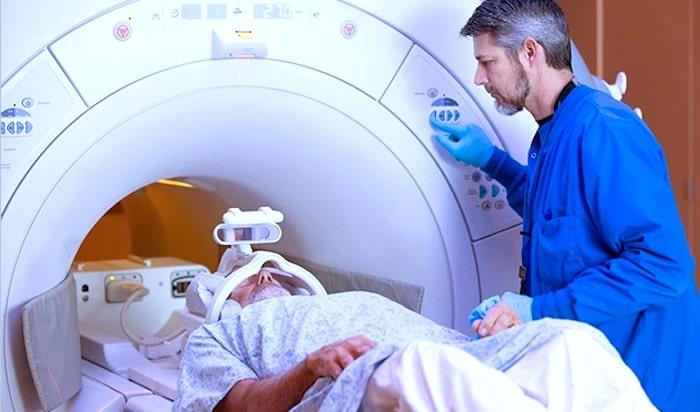A imagem clínica da esclerose múltipla