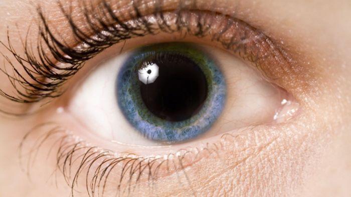 Dilatierte Pupillen: Ursachen und Symptome
