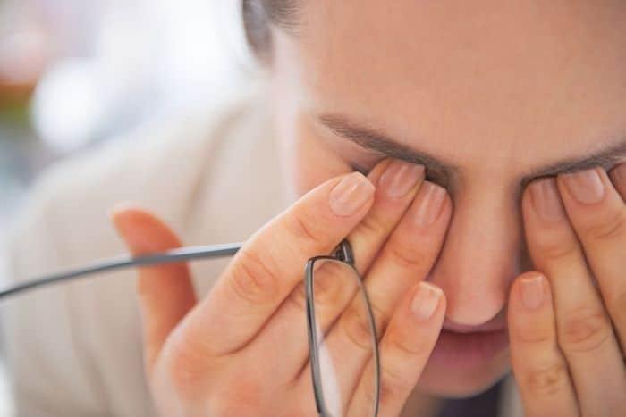 Dolor de cabeza después de salir de la píldora