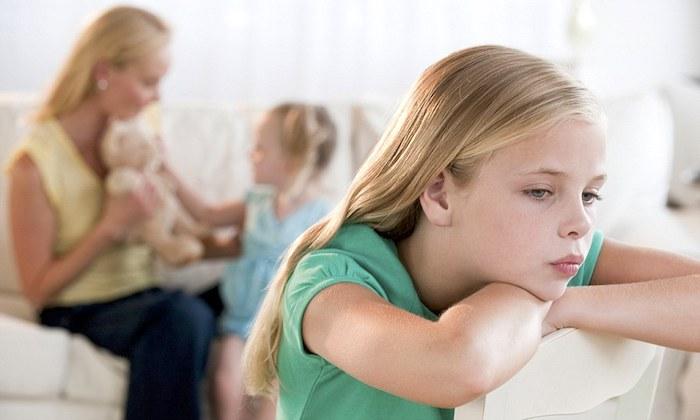 Qué hacer, o no, cuando los padres no aman a todos sus hijos de la misma manera