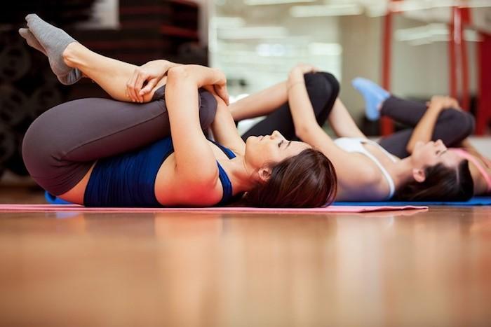 Körperliche Aktivität und Rückenschmerzen