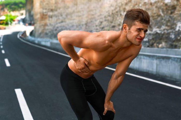 Esguinces, distensiones y hernias abdominales