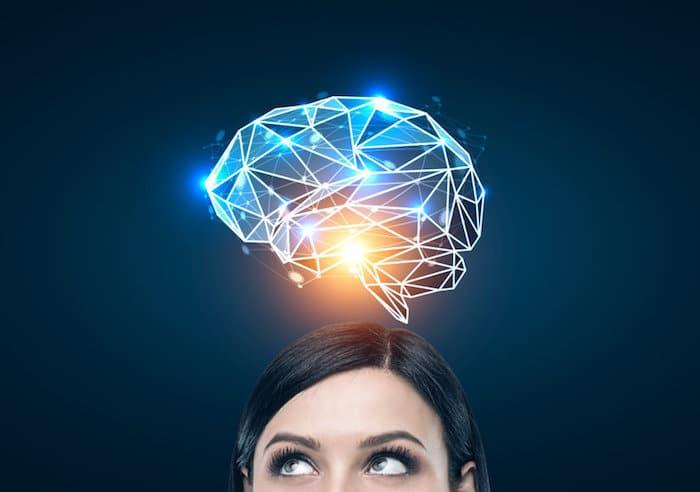 El foco de atención es más como una luz estroboscópica