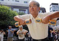 一项研究表明,高肌肉力量可以帮助你延长寿命