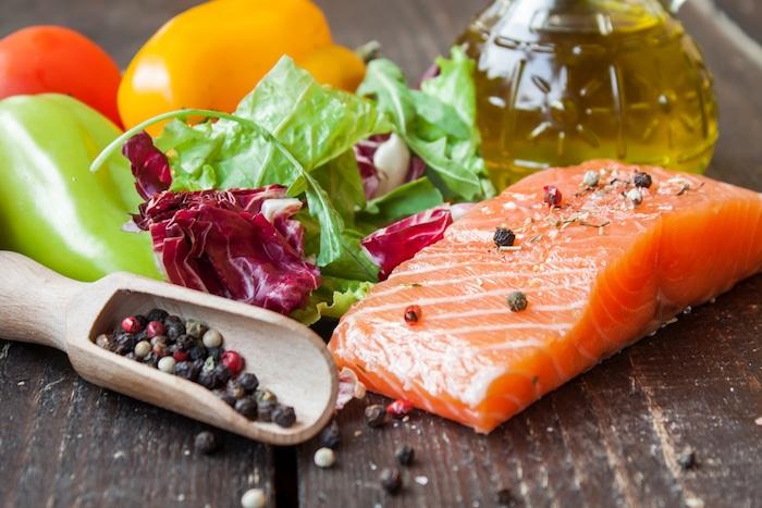 La dieta mediterránea puede ayudar a reducir la inflamación