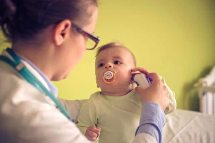 La fiebre es un síntoma potencial de VSR