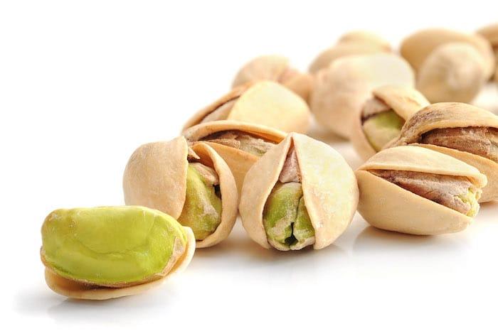 Los pistachos pueden ayudar a reducir los niveles de colesterol