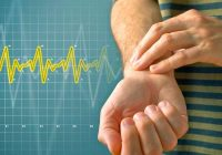 Durchschnittliche Ruhe- und aktive Herzfrequenz