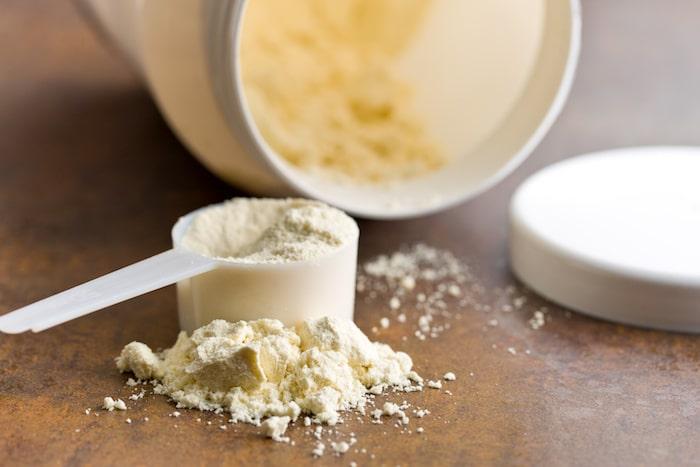 Proteína de suero de leche y movimientos intestinales frecuentes