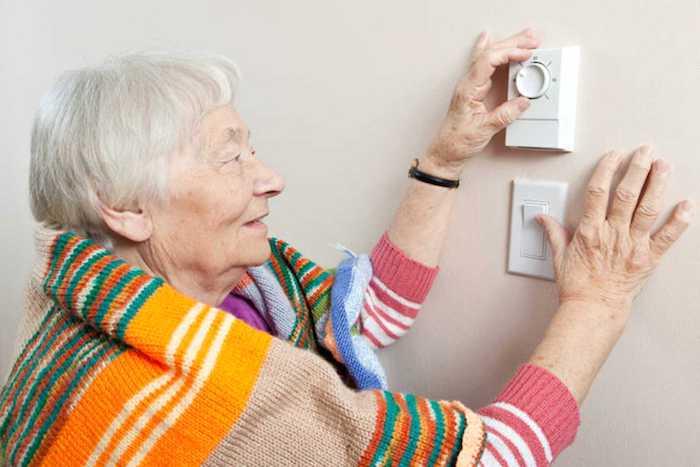 ¿Tienes la presión arterial alta? Sube tu termostato