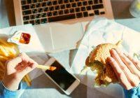 ¿Por qué continuamos comiendo cuando ya estamos llenos?