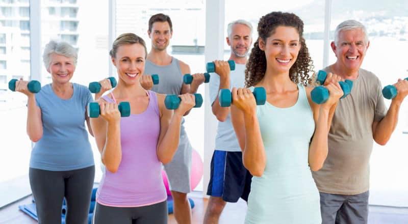 Hacer más ejercicio puede mejorar la sensibilidad a la insulina